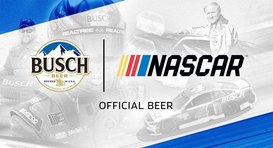 NASCAR Busch Beer