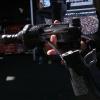 NASCAR pit gun snaps in half