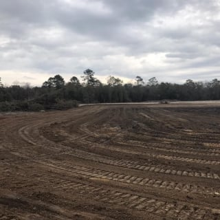 New dirt track in Flomaton, Alabama