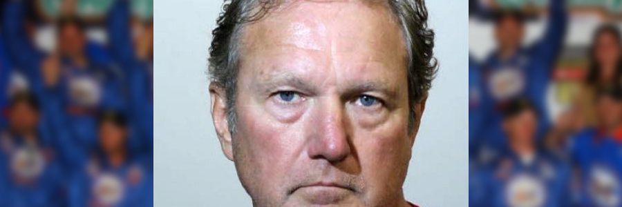 Former NASCAR driver, Rick Crawford charged with enticement of a minor