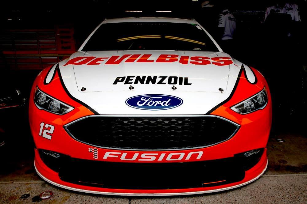 Ryan Blaney - Team Penske Ford