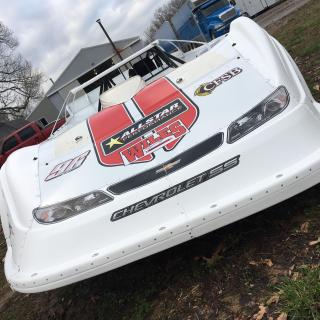 Tanner English Racing - 2018