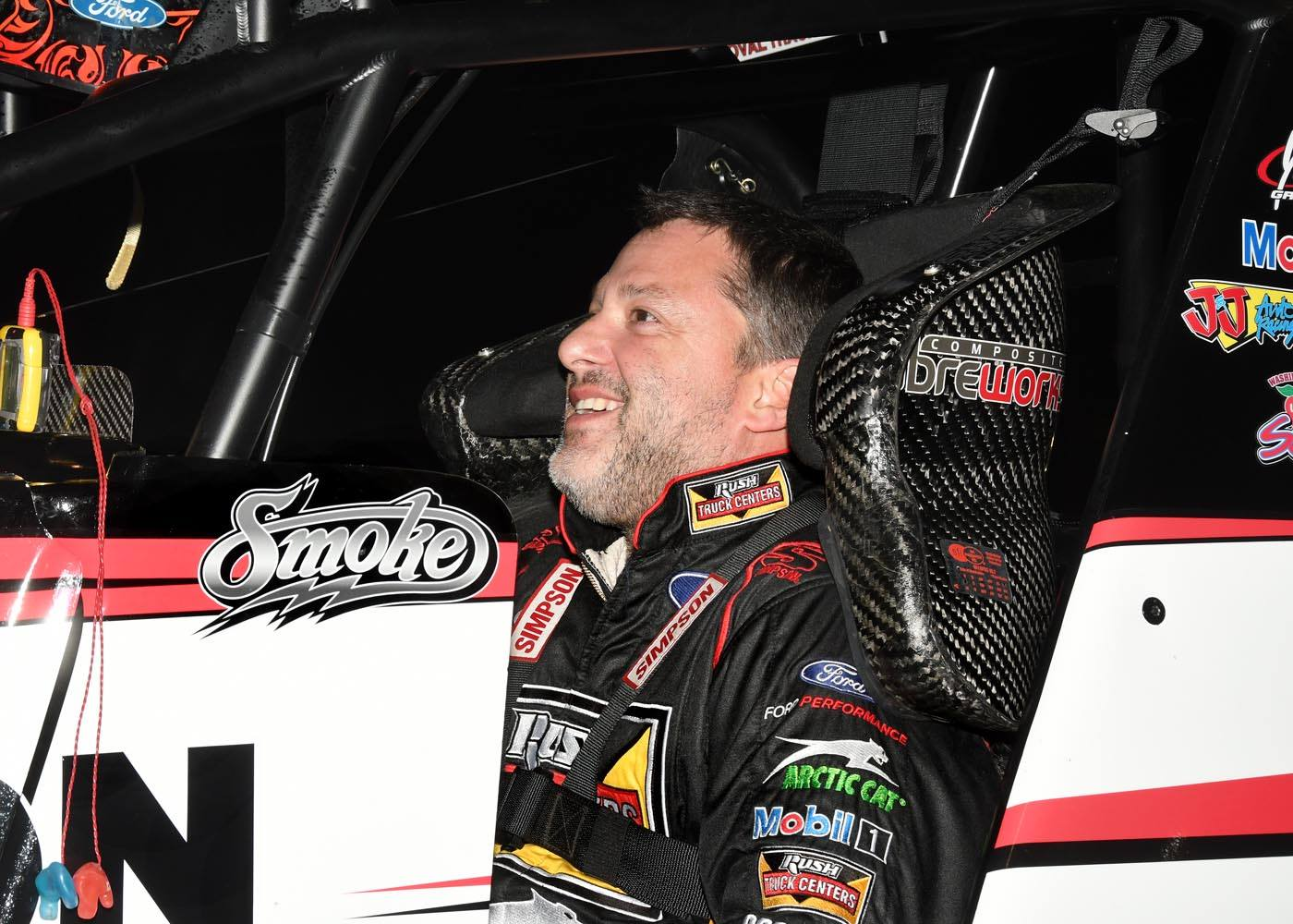 Tony Stewart - Dirt sprint car racing