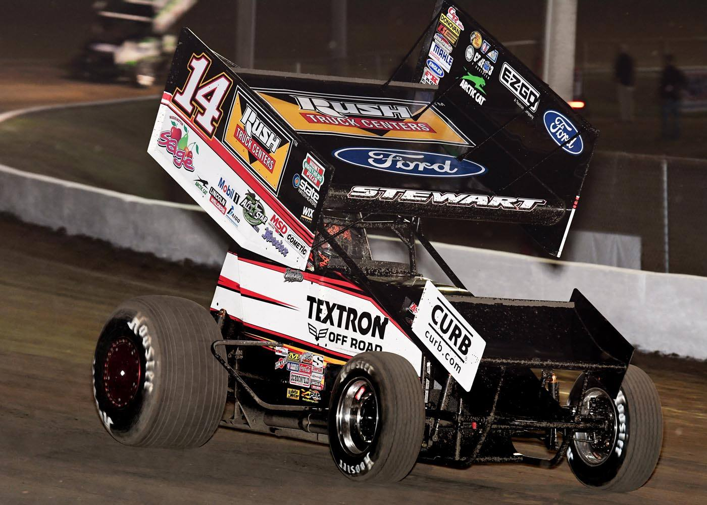 Tony Stewart Racing - Dirt Sprint Car