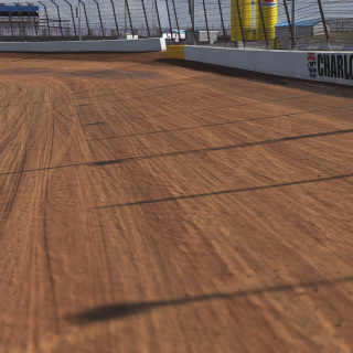 iRacing - Charlotte Dirt Track
