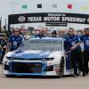 Alex Bowman at Texas Motor Speedway