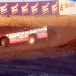 Bobby Pierce at Tri-City Speedway