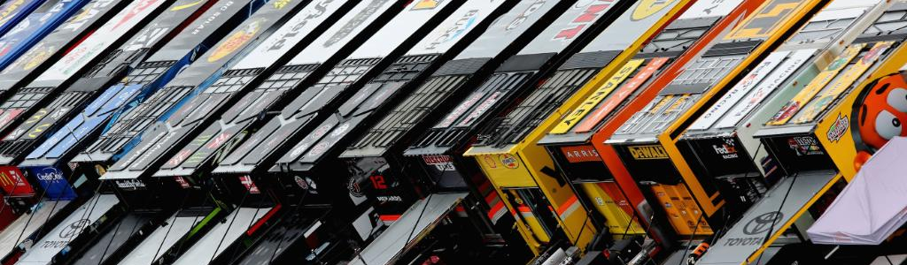 Bristol Motor Speedway: Penalty Report