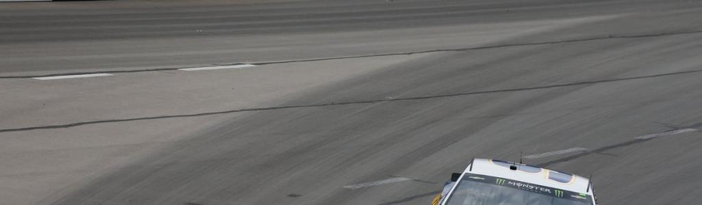 Texas Motor Speedway: Penalty Report