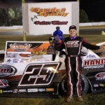 Christian Hanger - NeSmith Dirt Late Model