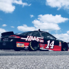 Clint Bowyer at Talladega Superspeedway