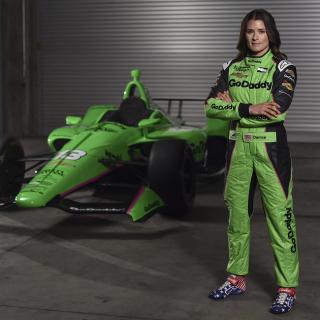 Danica Parick 2018 Indycar