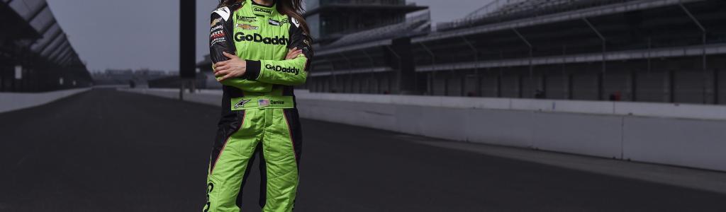 Danica Patrick's 2018 Indycar Photos