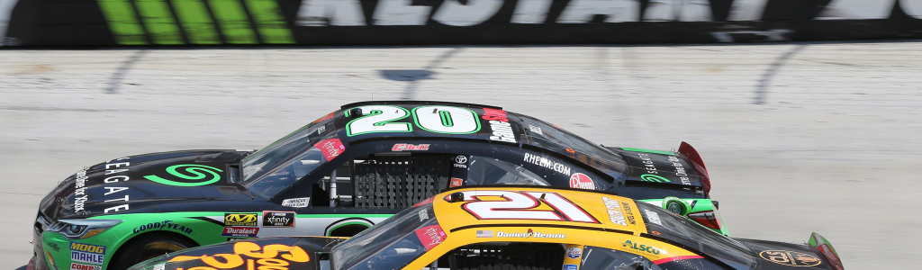 NASCAR reverses call on Daniel Hemric's failed post-race inspection