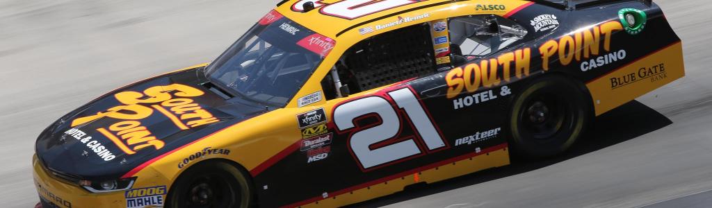 NASCAR explains the reverted penalty for Daniel Hemric at Bristol