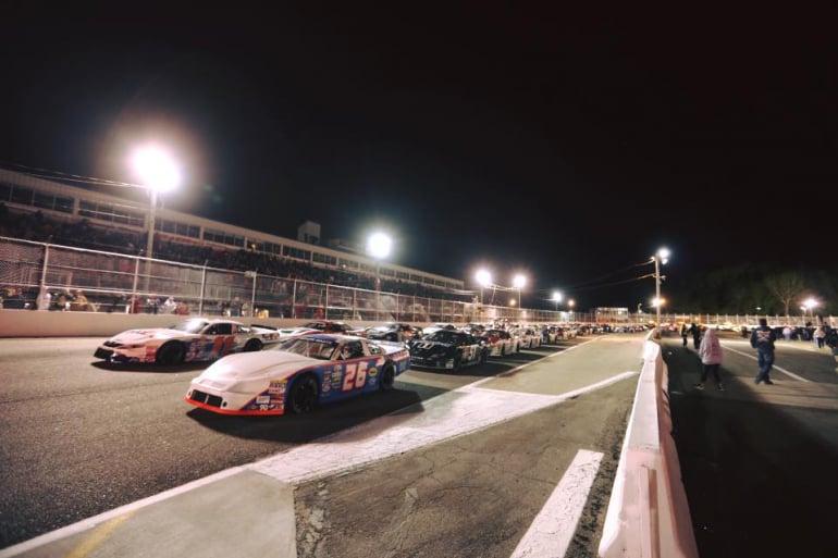 Denny Hamlin Short Track Showdown - Langley Speedway