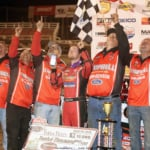 Dunn-Benson Motorsports wins at Macon Speedway 5484