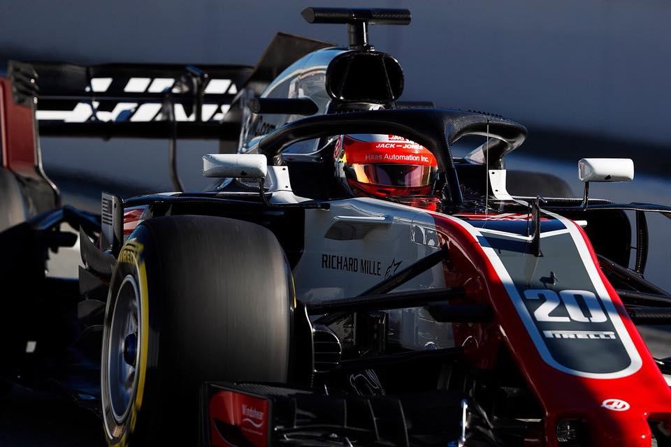 Haas F1 Team - Kevin Magnussen
