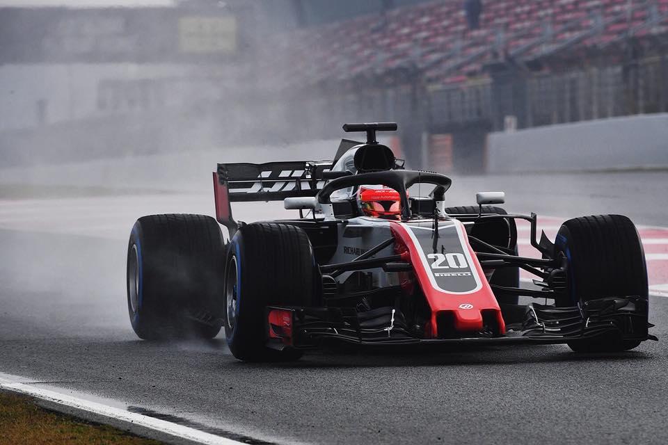 Haas Formula One Team - Kevin Magnussen