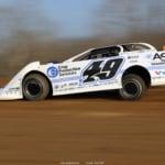 Jonathan Davenport at Atomic Speedway 2223