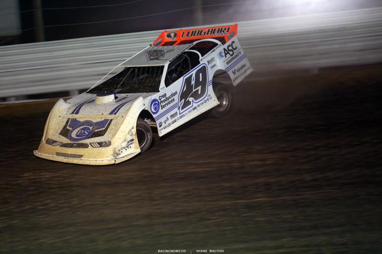 Jonathan Davenport at Atomic Speedway 2668