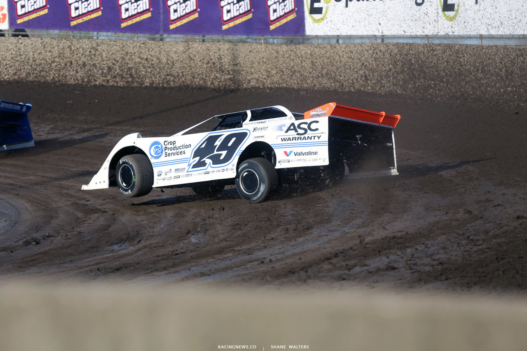 Jonathan Davenport at Tri-City Speedway