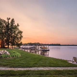 Kurt Busch - Lake Norman home