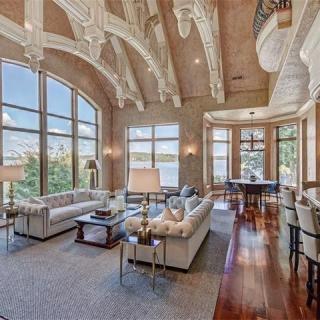 Kurt Busch Mooresville mansion for sale