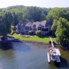Kurt Busch lake house