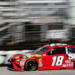 Kyle Busch at Bristol Motor Speedway - Motion Blur