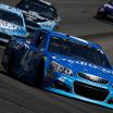 Kyle Larson at Richmond Raceway
