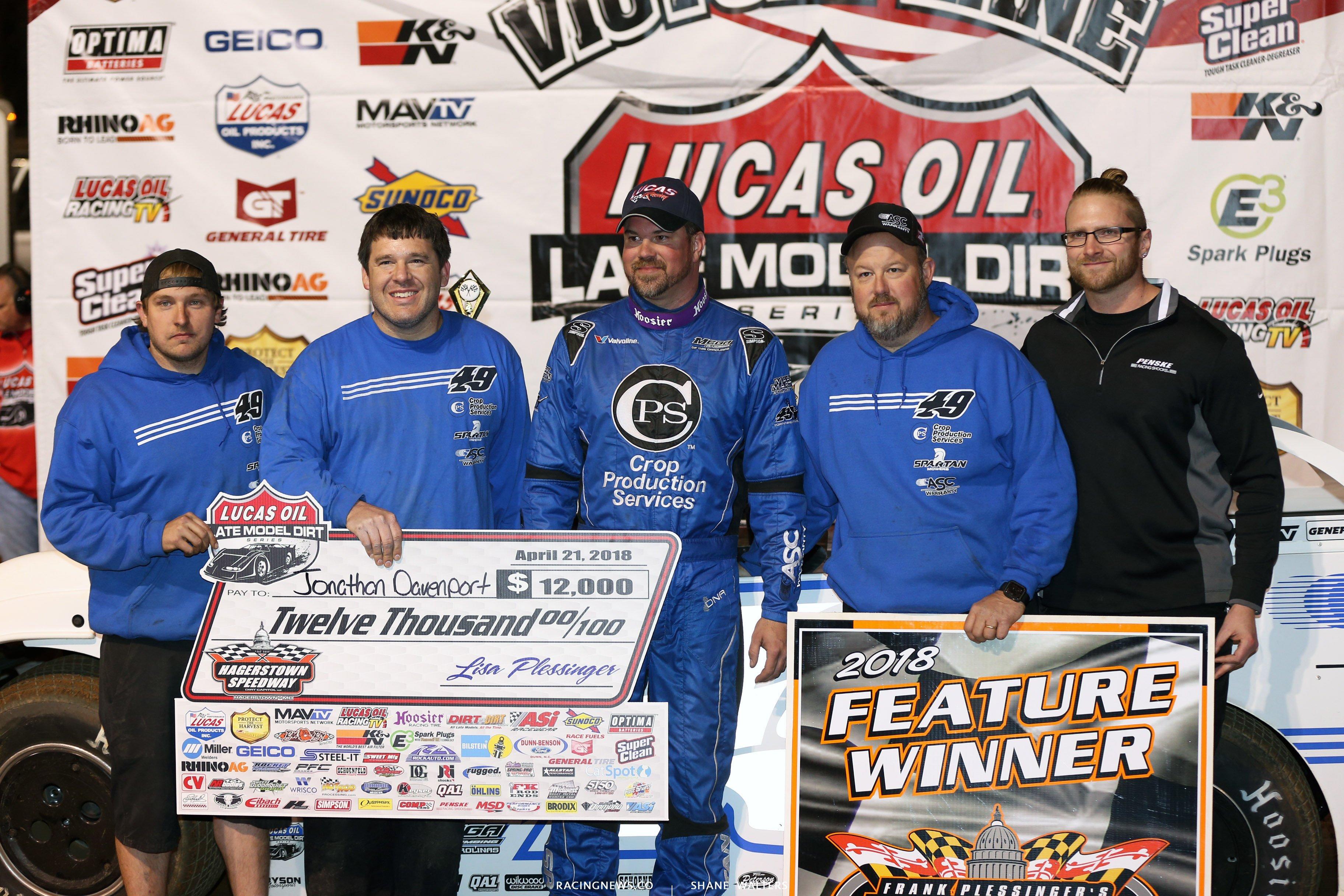 Lance Landers Motorsports 3427
