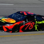 Martin Truex Jr at Richmond Raceway - MENCS