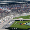 NASCAR crowd at Texas Motor Speedway
