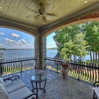 NASCAR mansions - Lake Norman