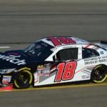 Noah Gragson at Richmond Raceway NASCAR Xfinity Series