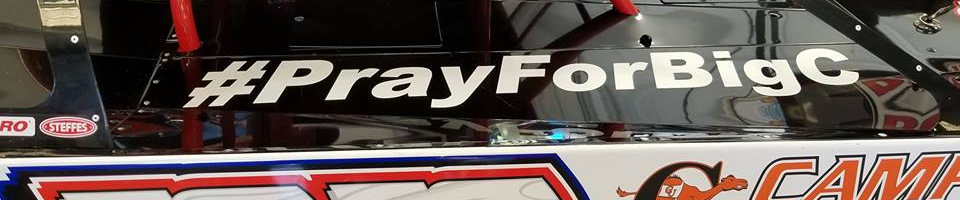 Carlton Lamm, co-owner of Dunn-Benson Motorsports has passed