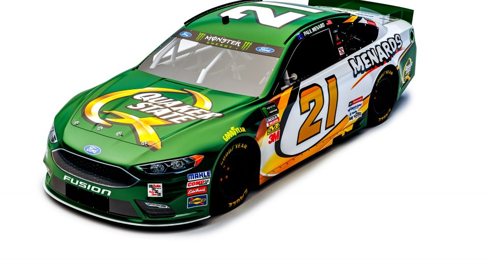 Quaker State #21 - Paul Menard - Richmond Raceway