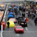 Rain Delay at Bristol Motor Speedway