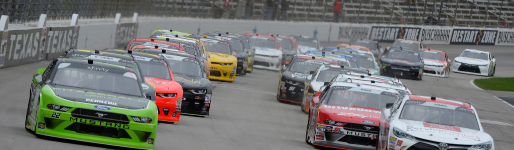 Texas Xfinity Series Starting Lineup: March 30, 2019
