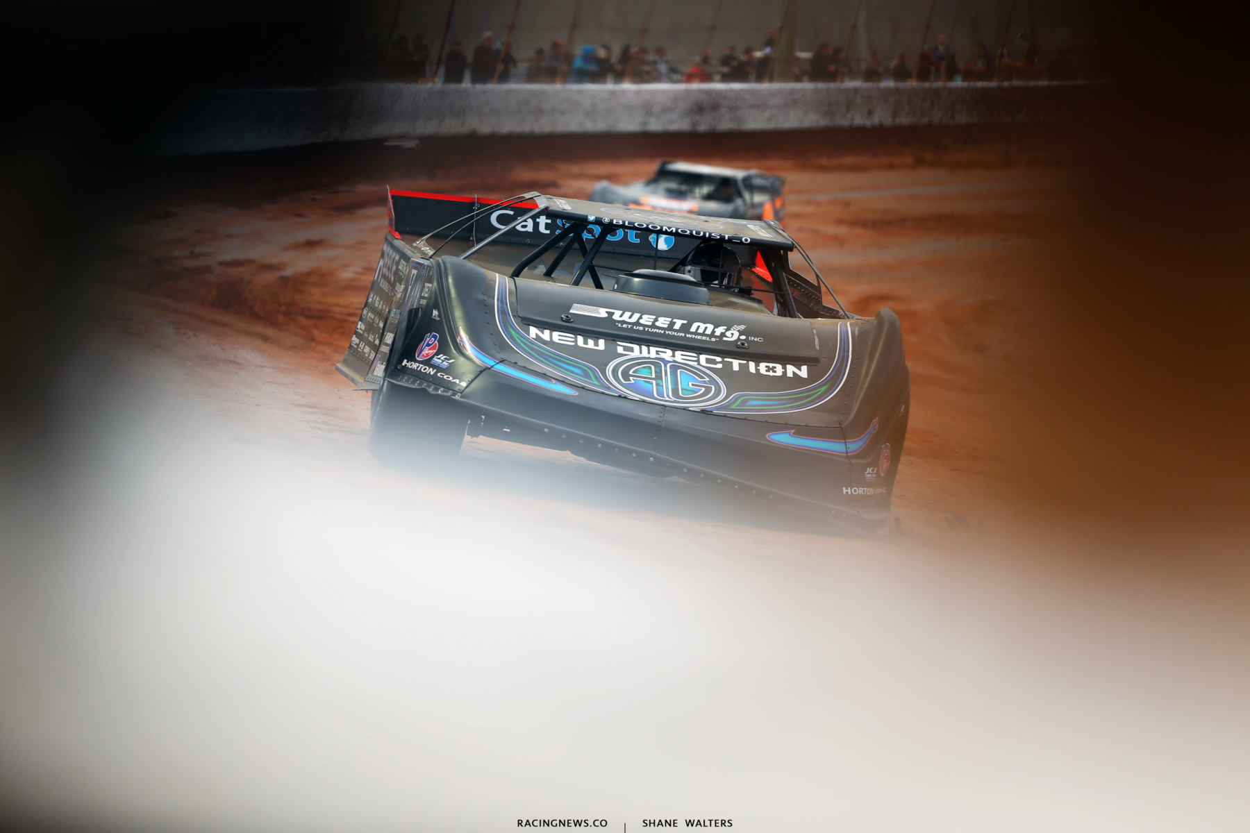 Scott Bloomquist at Boyd's Speedway