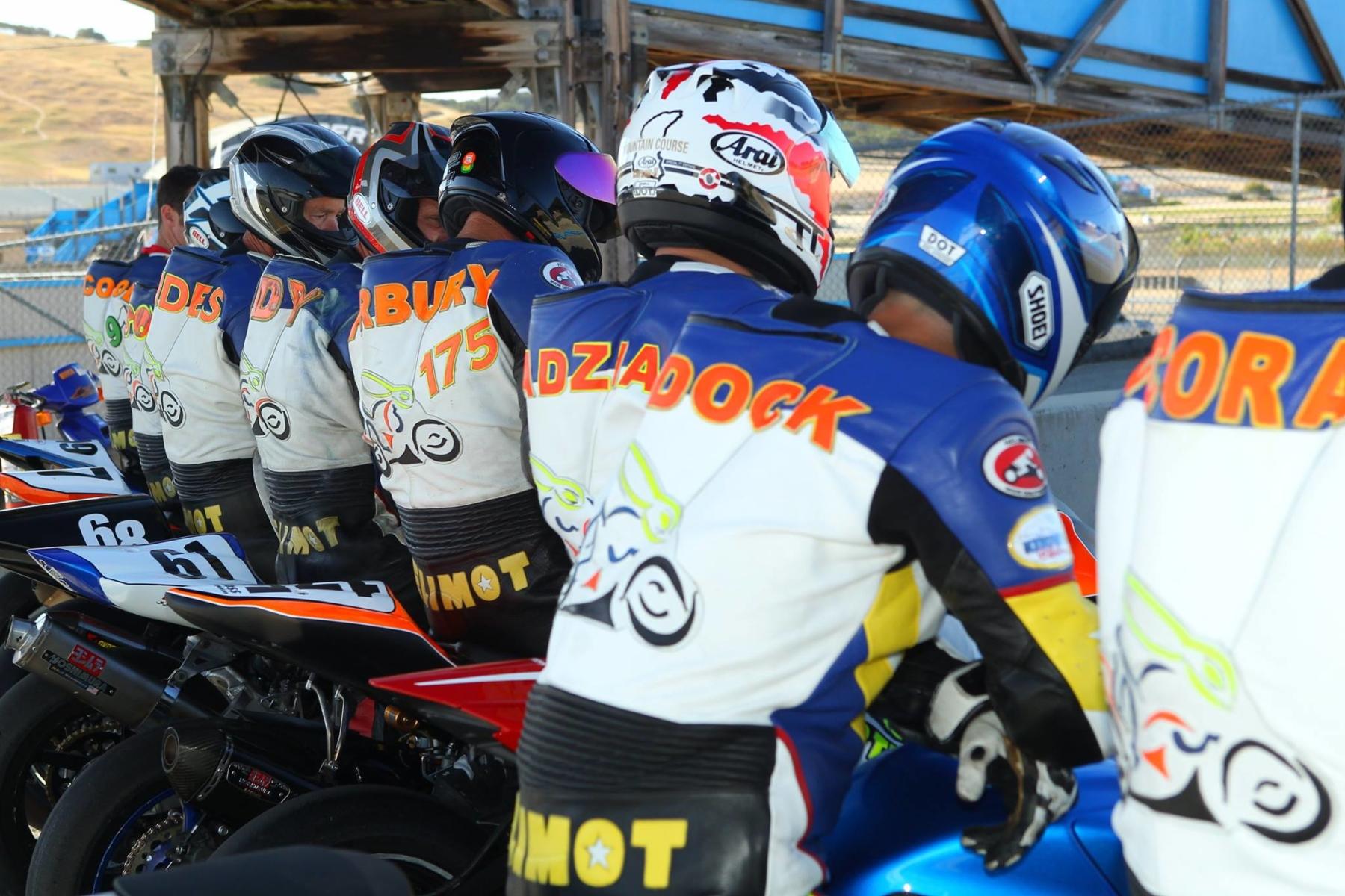 Szymon Dziadzia - Keigwin's At The Track - Laguna-Seca - Bike Racing