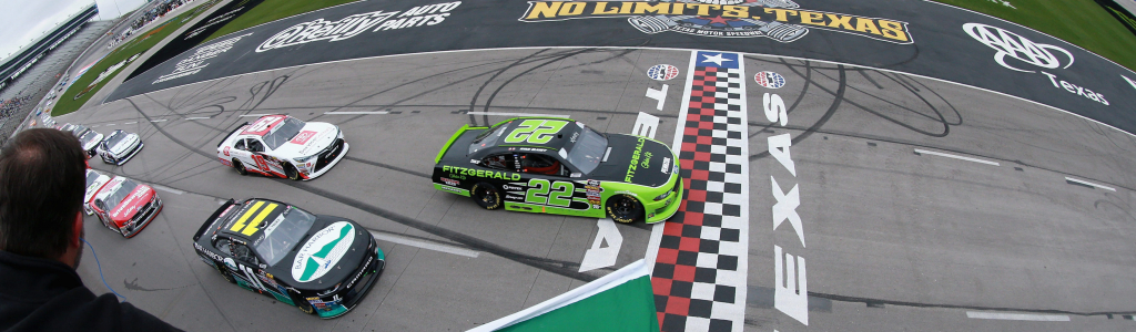 Texas Xfinity Race Results – April 7, ...