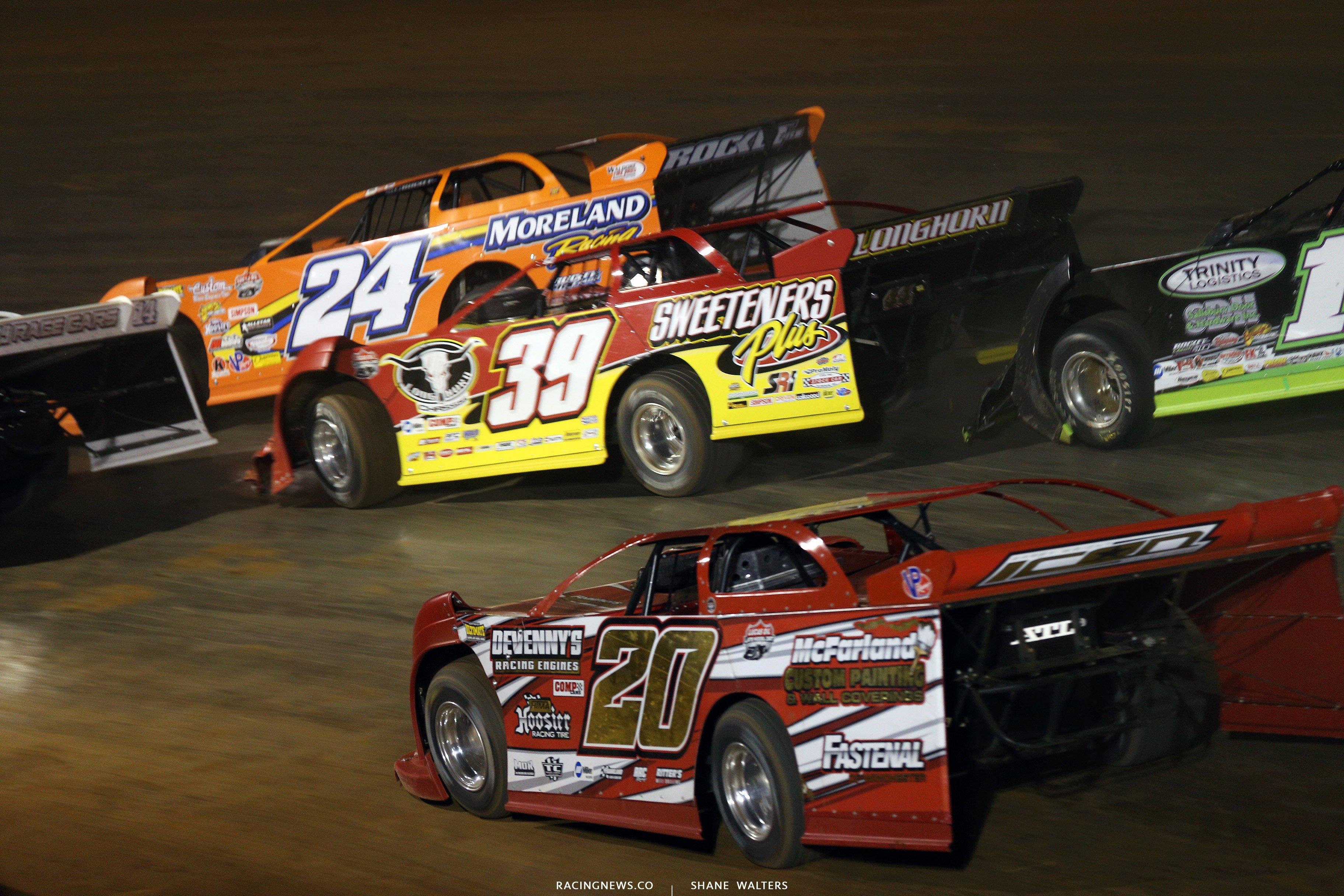 Tim McCreadie at Hagerstown Speedway 3275