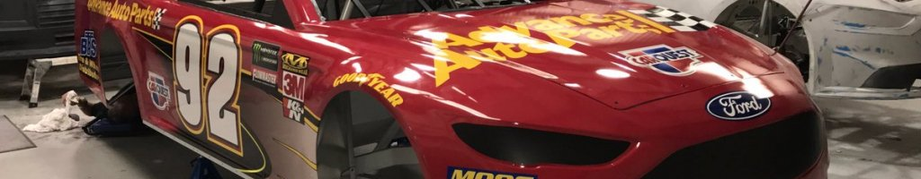 Timothy Peters will make his NASCAR Cup Series debut