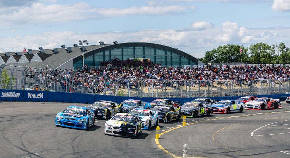 Tours Speedway - NASCRA Euro Series track