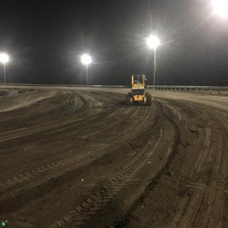 Tri County Speedway dirt track