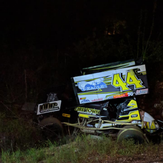 104 Speedway - Sprint Car Ditch