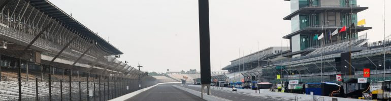 2018 Indy 500: Starting Lineup