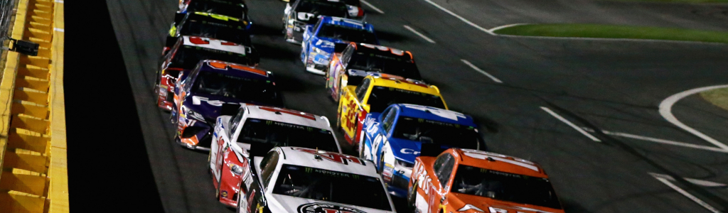 NASCAR is pleased with the Charlotte aero package
